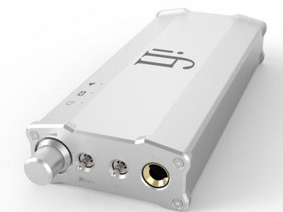 Micro iCAN SE, un amplificador de auriculares potente y pequeño