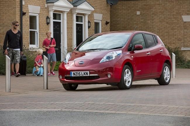Nissan Leaf Uk Ayudas