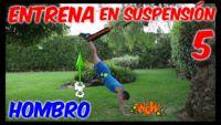 Vídeo-entrenamiento en suspensión (V): hombro