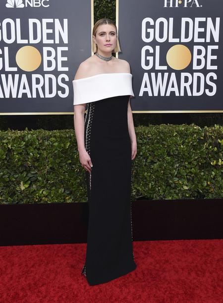 Greta Gerwig globos de oro 2020