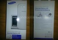 Batería oficial de 3.000 mAh para el Samsung Galaxy S III avistada en Amazon