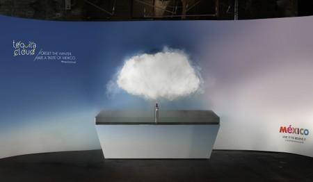 Alguien ha creado una nube de la que llueve tequila, en serio, pero no la podrás tener en casa