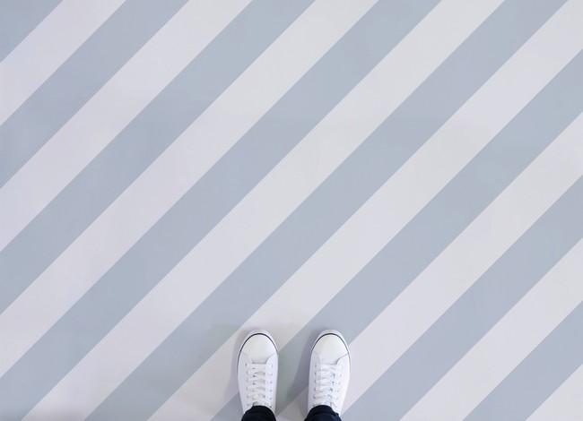 Slant Grey Feet