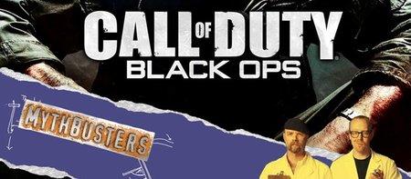 'Call of Duty: Black Ops', cazadores de mitos. Nuevos vídeos