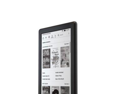 Amazon renueva el Kindle con un diseño más delgado y más ligero, pero igual de barato