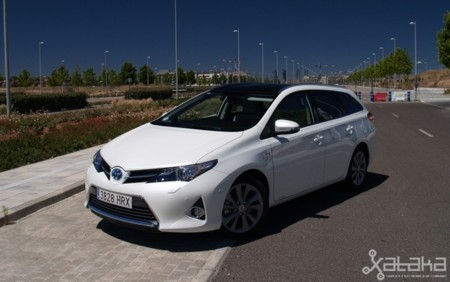 Toyota Auris Touring Sports Híbrido Madrid