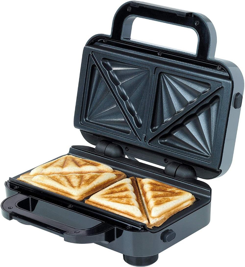 Sandwichera Breville DeepFill con platos desmontables