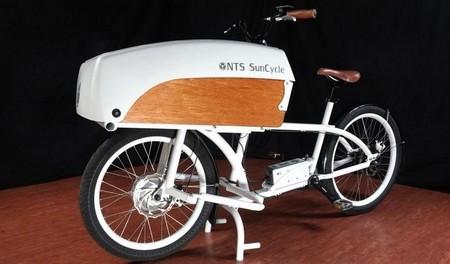 NTS Suncycle bicicleta eléctrica