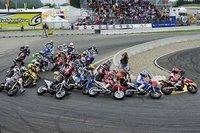 Thierry Van Den Bosch domina la primera prueba del Campeonato del Mundo de Supermotard