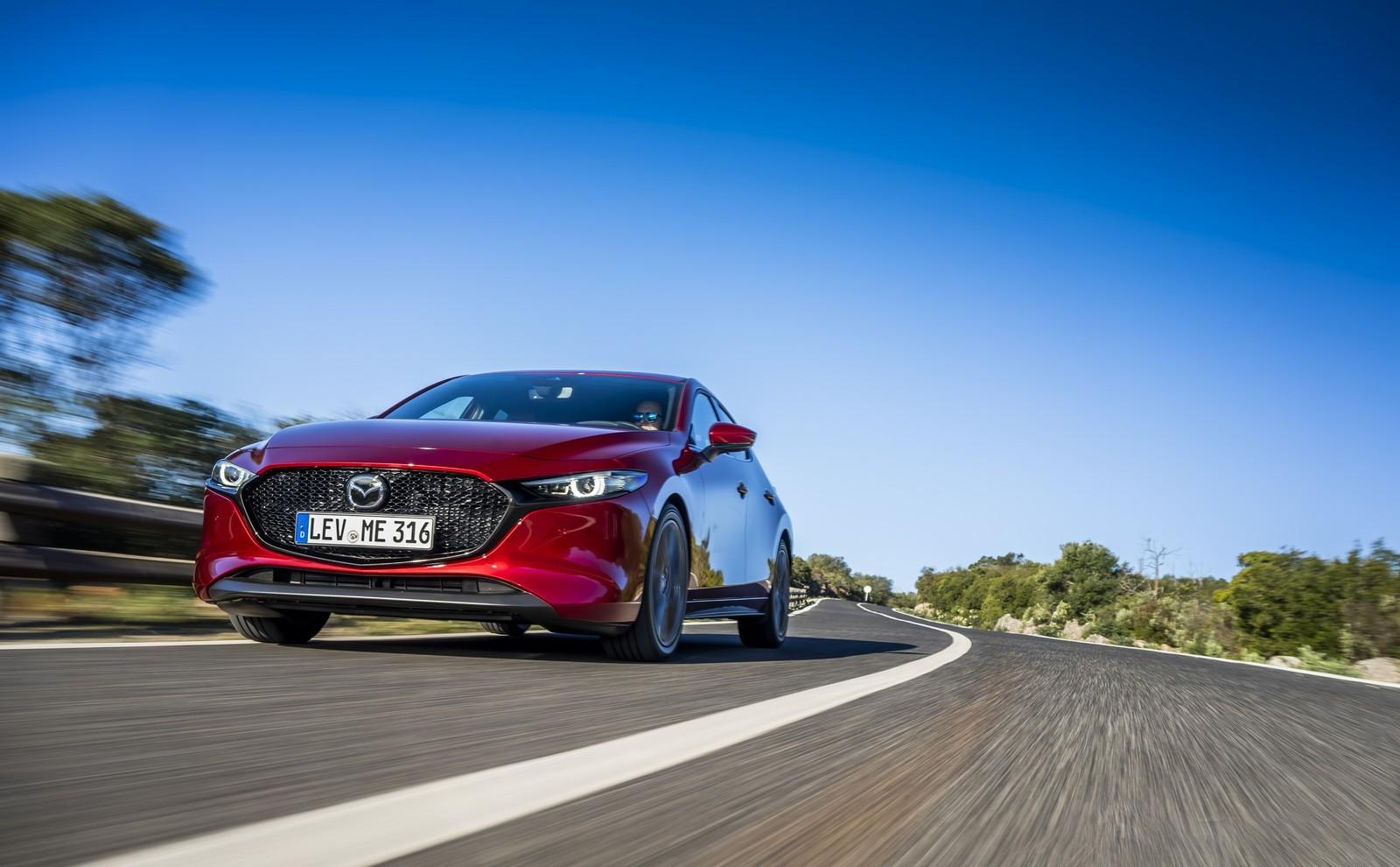 Foto de Mazda3 2019 (55/128)