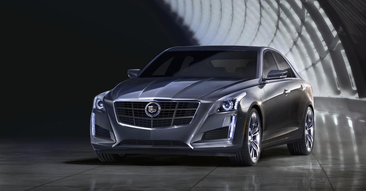 Foto de 2014 Cadillac CTS (20/24)