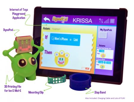 DynePod es el juguete electrónico que a mi niño interior le habría encantado tener