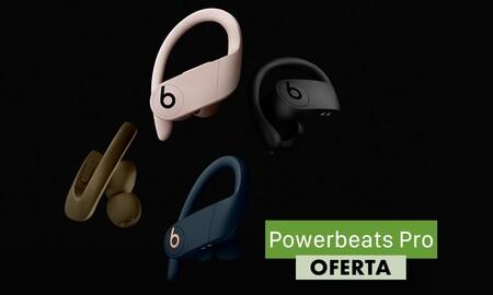 Con un descuento del 33% los PowerBeats Pro son un chollo en las ofertas Límite 48 Horas de El Corte Inglés. Los tienes por 152 euros