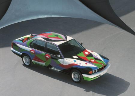 César Manrique BMW 730i
