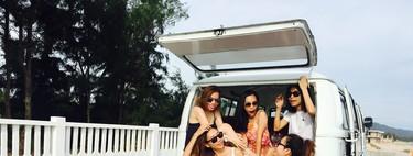 Cinco consejos para irte de vacaciones con tus amigas y que vuestra amistad permanezca igual que  cuando os fuisteis