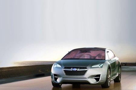 Subaru lanzará su primer híbrido en el 2013