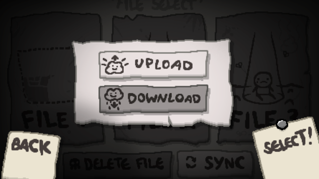 Binding Of Isaac Sync