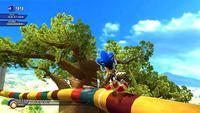 Nuevas capturas de pantalla de 'Sonic Unleashed'