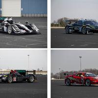 Todos los autos y herramientas que necesitas para tu propio equipo de carreras, en subasta
