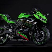¡Sube el volumen! Escucha cómo chilla la Kawasaki Ninja ZX-25R de cuatro cilindros en línea y 250 cc