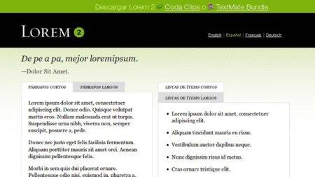 Lorem 2