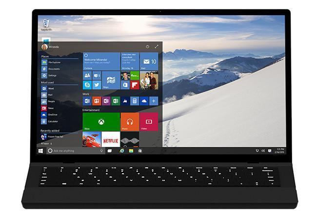 Windows Menu Inicio