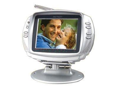 Televisión portátil para nuestro escritorio