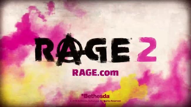 ¡RAGE 2 es anunciado oficialmente! Ya puedes ver su primer tráiler (actualizado)