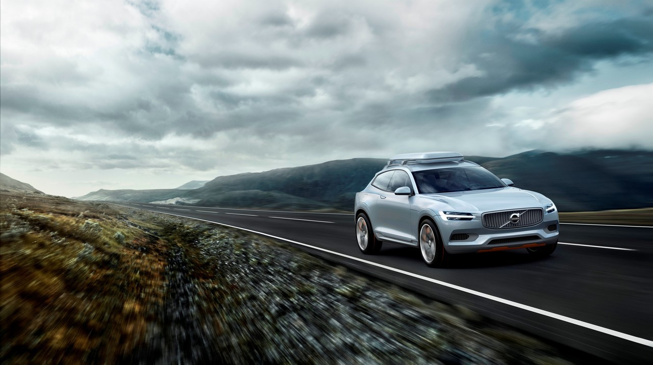 Foto de Volvo XC Concept (11/64)