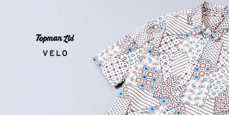 """Topman presenta """"Velo Collection"""" inspirada en el ciclismo"""