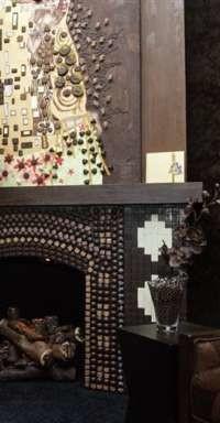 Una habitación de chocolate para enamorados