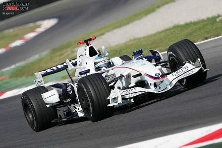 Nick Heidfeld, el más rápido el segundo día en Monza