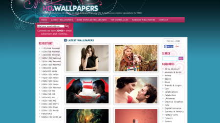 Fondo de pantalla gratis de HD Wallpapers
