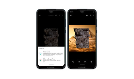 Moto G7 Plus Editor Capas