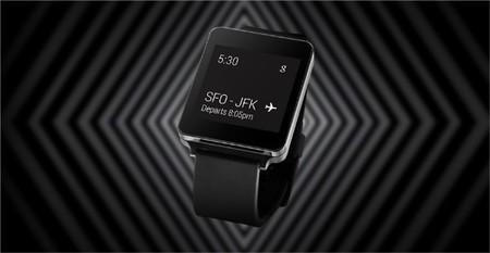 LG G Watch Negro