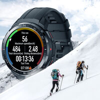 Honor Watch GS Pro llega a México: el smartwatch para deportes extremos que soporta hasta 70°C, precio y disponibilidad oficial