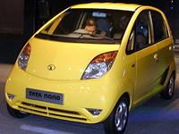 Tata Nano: se presenta el coche low-cost de Tata de 1.700 euros