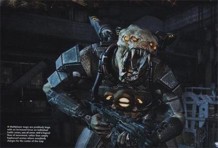 Primeras imágenes e información de 'Resistance 2'