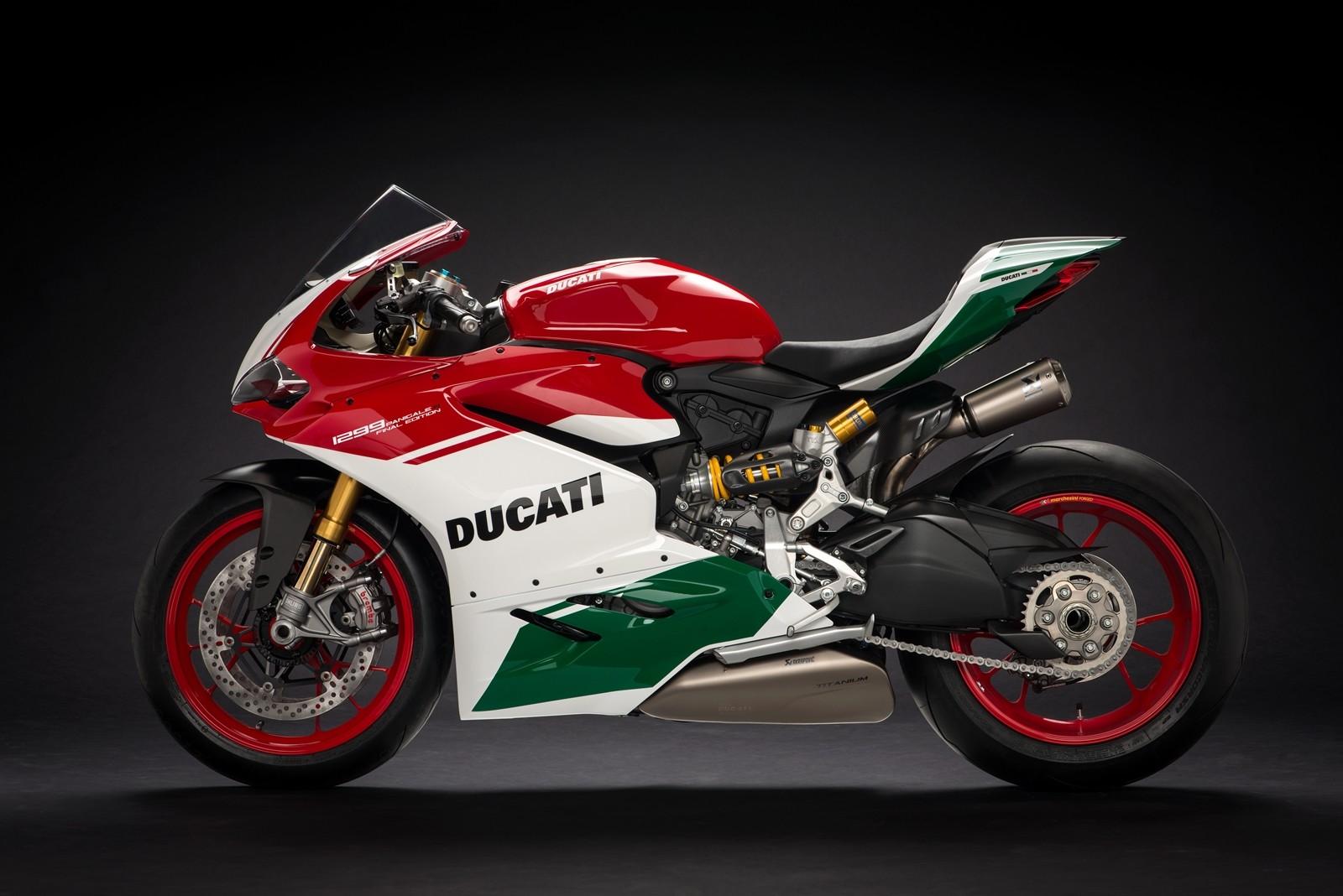 Foto de Ducati 1299 Panigale R Final Edition (55/58)