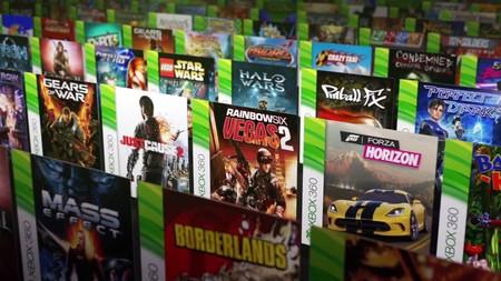 Los usuarios de Xbox One apenas dedican tiempo a los juegos retrocompatibles según un reciente estudio