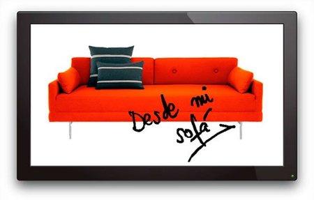 """Nueva sección: """"Desde mi sofá"""""""