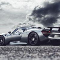 Porsche quiere que sus autos sean más estables utilizando un nuevo difusor trasero automático