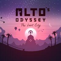 Alto's Odyssey The Lost City estará en Apple Arcade el 16 de julio y su tráiler promete
