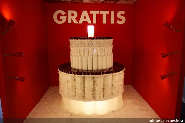 Foto de Ikea al cubo, arte con objetos de decoración (8/10)