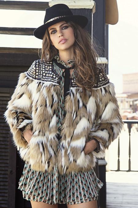Amamos el estilo boho hippie y Highly Preppy es la marca perfecta para lucirlo en invierno