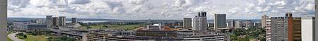 El futuro de las ciudades según Niemeyer, y la ciudad futurista de Brasilia