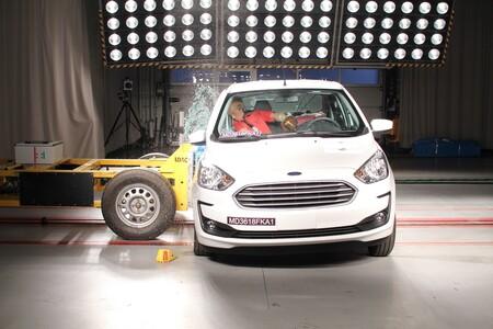 Ford Ka Fabricado En Brasil Obtiene Cero Estrellas En Prueba De Choque 1