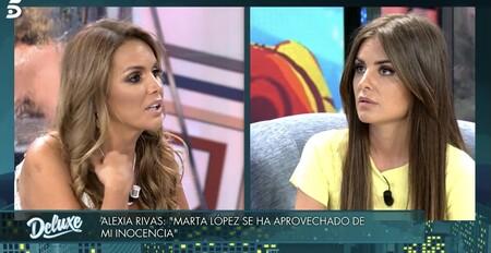 Marta y Alexia