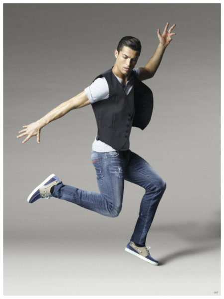 Cristiano Ronaldo Cr7 Spring 2015 Footwear Campaign Photo Shoot 003