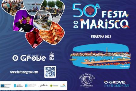 50 años de Feria del marisco de O Grove